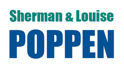 Sherman and Louise Poppen