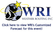 WRI Weather Routing Inc.