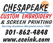 Chesapeake Custom SBRW Apparel